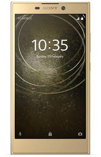 Productafbeelding van de Sony Xperia L2 Gold