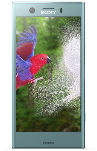Productafbeelding van de Sony Xperia XZ1 Compact Blue
