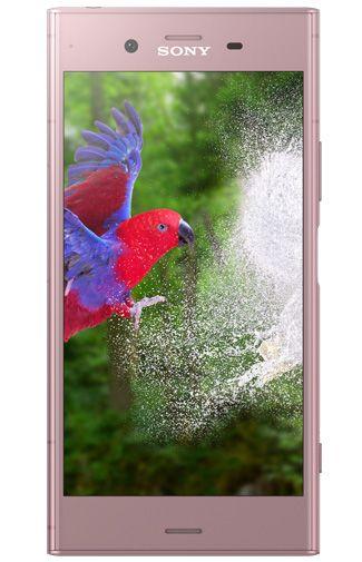 Productafbeelding van de Sony Xperia XZ1 Pink