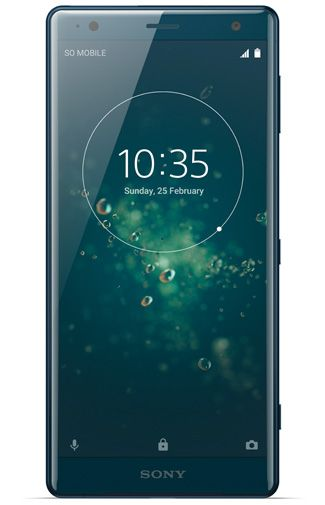 Productafbeelding van de Sony Xperia XZ2 Green