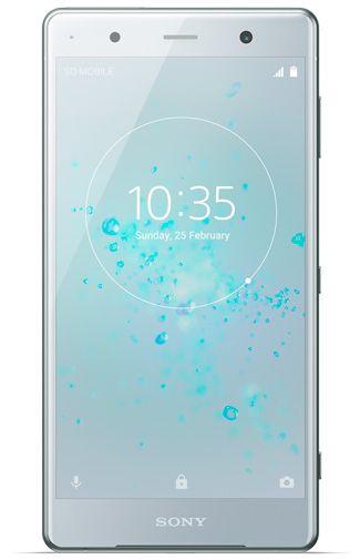 Productafbeelding van de Sony Xperia XZ2 Premium Silver