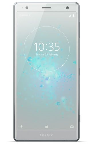 Productafbeelding van de Sony Xperia XZ2 Silver