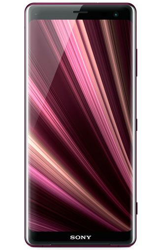 Productafbeelding van de Sony Xperia XZ3 Red