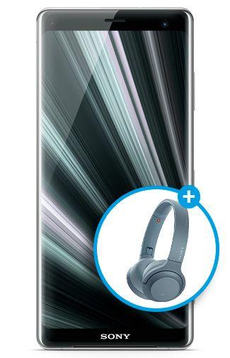 Productafbeelding van de Sony Xperia XZ3 Black