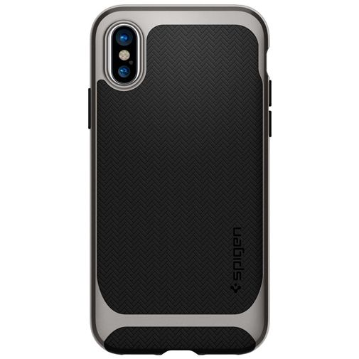 Spigen Neo Hybrid Case Grey Apple iPhone X