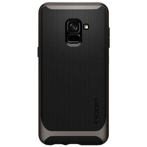 Spigen Neo Hybrid Case Gunmetal Samsung Galaxy A8 (2018)