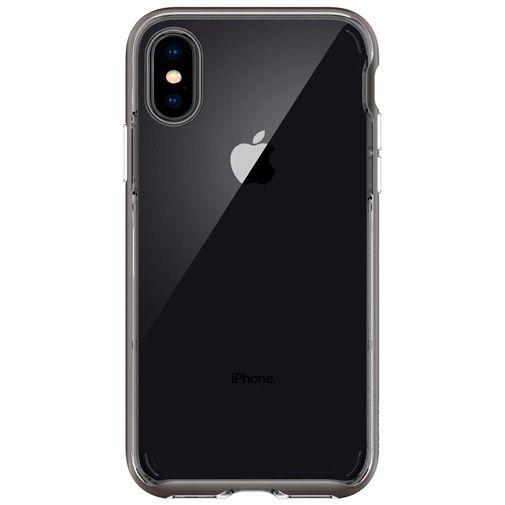 Spigen Neo Hybrid Crystal Case Grey Apple iPhone X