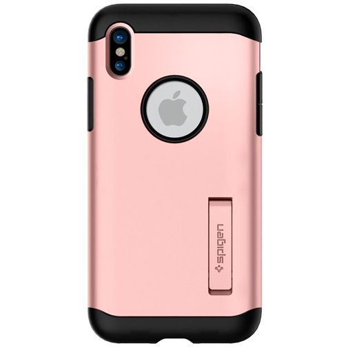 Spigen Slim Armor Case Rose Gold Apple iPhone X