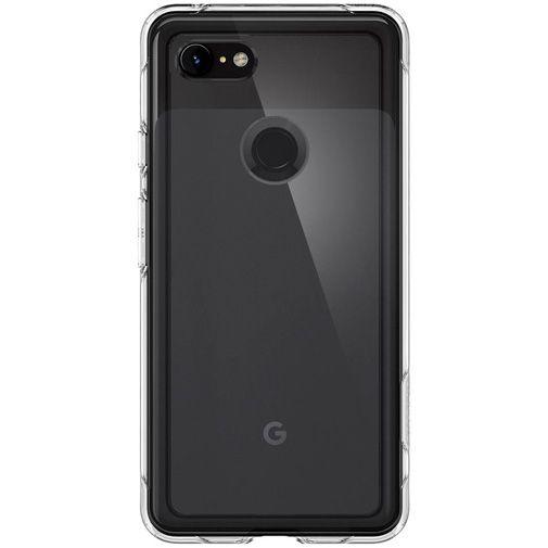 check out 144b6 1d1e8 Spigen Slim Armor Crystal Case Clear Google Pixel 3 XL