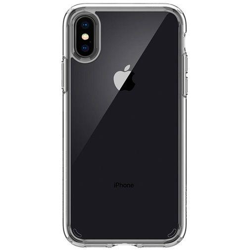 Spigen Ultra Hybrid Case Clear Apple iPhone X