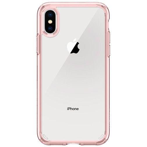 Spigen Ultra Hybrid Case Rose Crystal Apple iPhone X