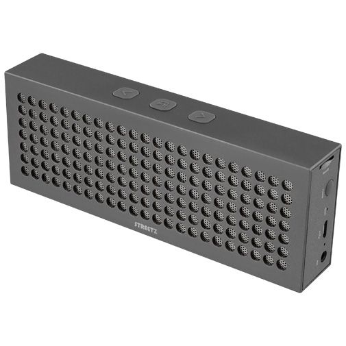 Streetz Bluetooth Speaker CM735 Black