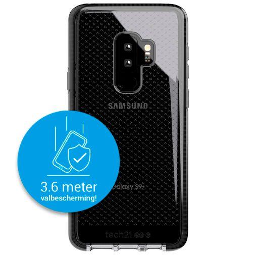 Tech21 Evo Check Case Smokey Black Samsung Galaxy S9+