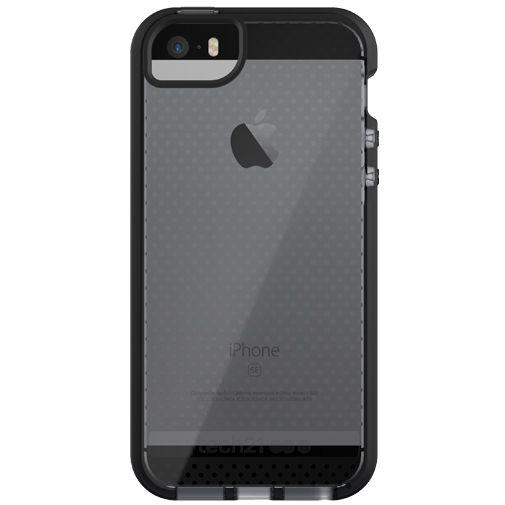 Tech21 Evo Mesh Case Smokey Black Apple iPhone 5/5S/SE