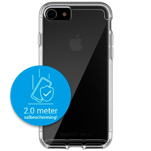 Tech21 Pure Case Clear Apple iPhone 7/8