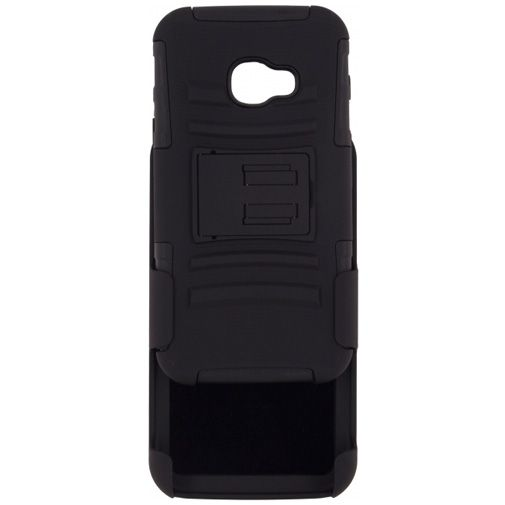 Xccess Combo Holster with Clip Black Samsung Galaxy Xcover 4