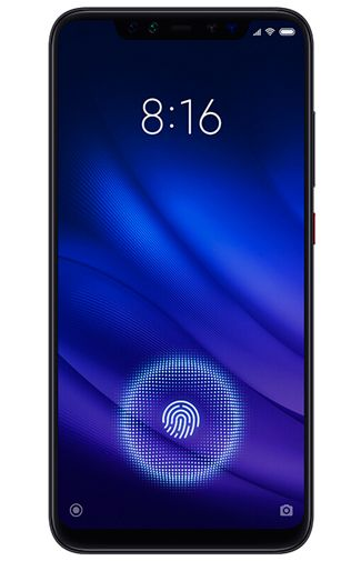 Xiaomi Mi 8 Pro Transparent Black