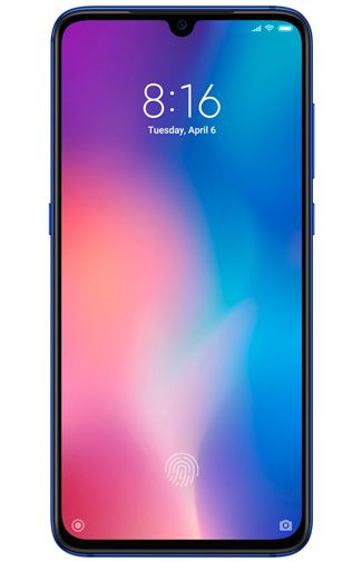 Productafbeelding van de Xiaomi Mi 9 128GB Blue