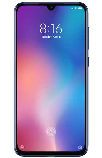 Productafbeelding van de Xiaomi Mi 9 SE 64GB Blue