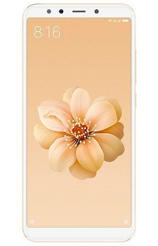 Productafbeelding van de Xiaomi Mi A2 32GB Gold