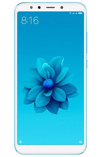 Productafbeelding van de Xiaomi Mi A2 64GB Blue