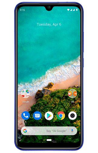 Productafbeelding van de Xiaomi Mi A3 128GB Blue