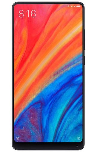 Productafbeelding van de Xiaomi Mi Mix 2S 128GB Black