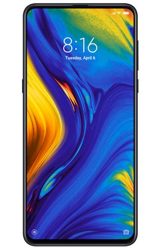 Productafbeelding van de Xiaomi Mi Mix 3 128GB Black