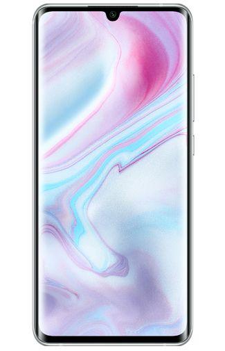 Productafbeelding van de Xiaomi Mi Note 10 Pro 256GB White