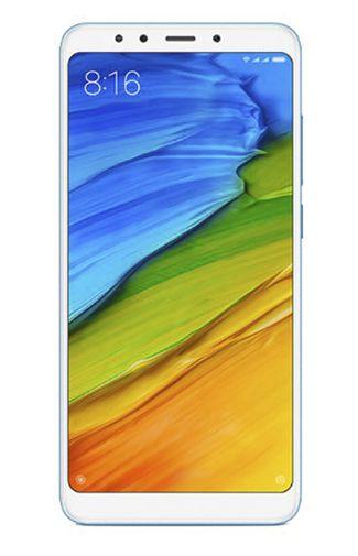 Productafbeelding van de Xiaomi Redmi 5 Dual Sim 32GB Blue