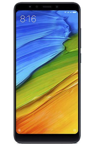 Productafbeelding van de Xiaomi Redmi 5 Dual Sim 32GB Black