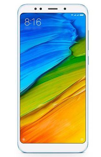Productafbeelding van de Xiaomi Redmi 5 Plus Dual Sim 32GB Blue