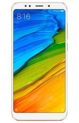 Productafbeelding van de Xiaomi Redmi 5 Plus Dual Sim 32GB Gold
