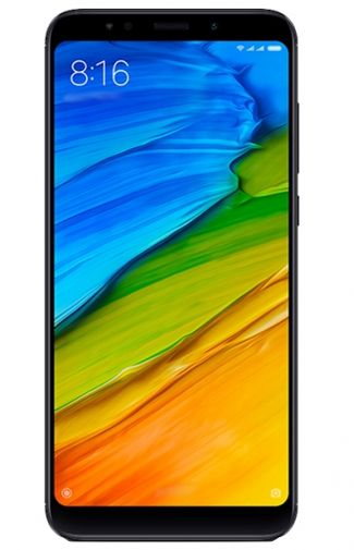 Xiaomi Redmi 5 Plus Dual Sim 64GB Black