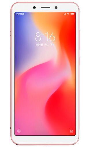 Productafbeelding van de Xiaomi Redmi 6 32GB Rose Gold