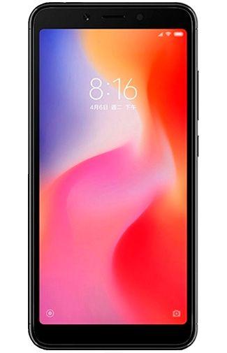Productafbeelding van de Xiaomi Redmi 6 32GB Black