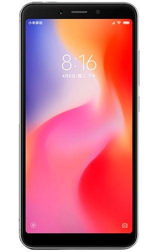 Productafbeelding van de Xiaomi Redmi 6 64GB Grey