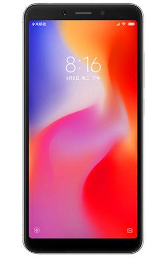 Productafbeelding van de Xiaomi Redmi 6A 16GB Grey