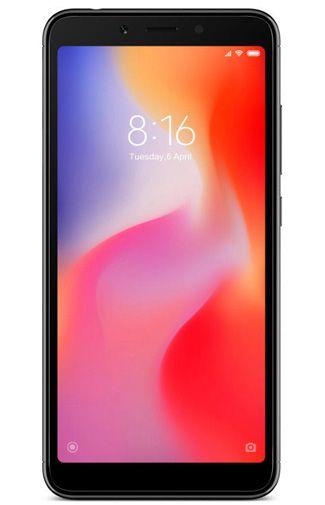 Productafbeelding van de Xiaomi Redmi 6A 32GB Black