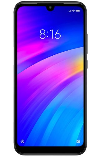 Productafbeelding van de Xiaomi Redmi 7 32GB Black