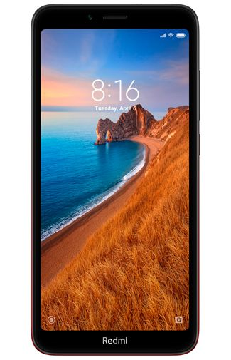 Productafbeelding van de Xiaomi Redmi 7A 32GB Red