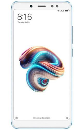 Productafbeelding van de Xiaomi Redmi Note 5 32GB Blue