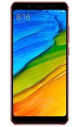 Productafbeelding van de Xiaomi Redmi Note 5 64GB Red