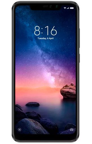 Productafbeelding van de Xiaomi Redmi Note 6 Pro 32GB Black