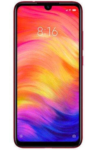 Productafbeelding van de Xiaomi Redmi Note 7 128GB Red