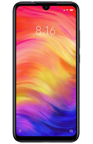 Productafbeelding van de Xiaomi Redmi Note 7 128GB Black