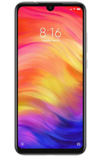 Productafbeelding van de Xiaomi Redmi Note 7 32GB White