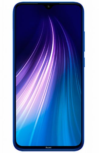 Productafbeelding van de Xiaomi Redmi Note 8 64GB Blue