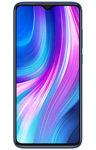 Productafbeelding van de Xiaomi Redmi Note 8 Pro 128GB Blue