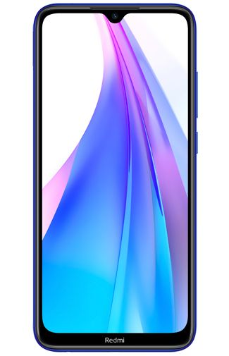 Productafbeelding van de Xiaomi Redmi Note 8T 64GB Blue